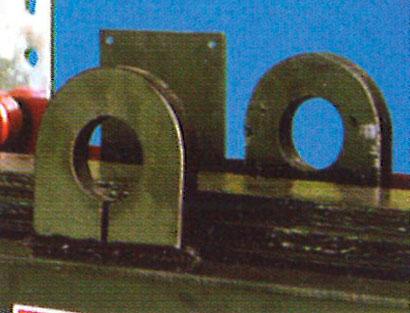 orejas de izaje transformador de resina