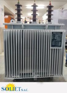 Transformador de Distribuidor de Aceite 03